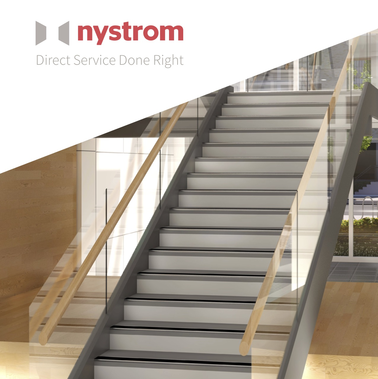 Stair Treads + Nosings